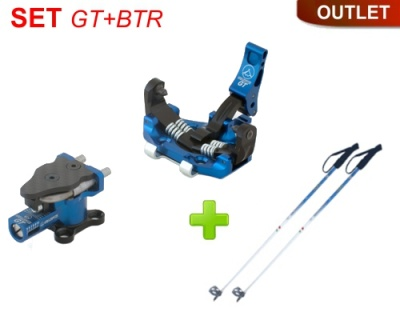 Bindings GT+ Race poles