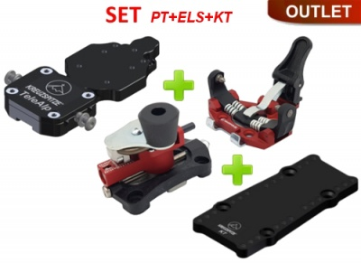 ELS Bindings + Telemark KIT + KT